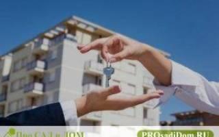 Как передать имущество при сдаче квартиры в аренду?