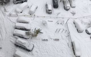 Правила уборки снега во дворах