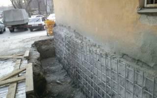 Каковы причины разрушения фундамента многоквартирного дома?