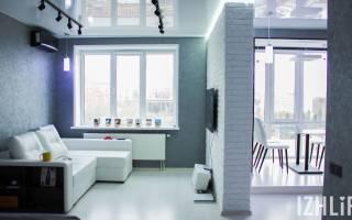 Квартира холостяка: минимализм