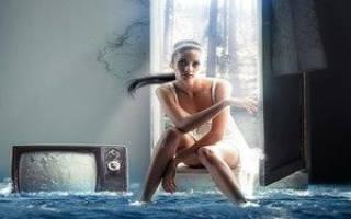 Затопили квартиру снизу: что делать, кто виноват, как не платить