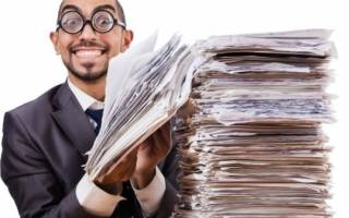 Какие документы нужны для открытия наследства у нотариуса?