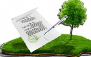Договор купли-продажи дачи и оформление документов