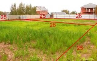 Как разделить земельный участок