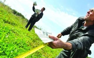 Процедура разделения земельного участка, находящегося в собственности