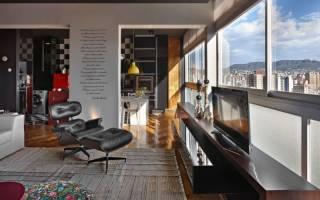 Необычный дизайн квартиры: фото