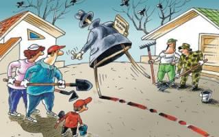 Строительство теплицы: споры с соседями и помощь адвоката