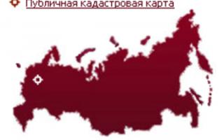 Публичная кадастровая карта Татарстана